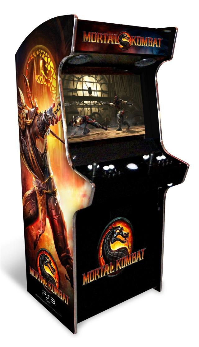 mk arcade